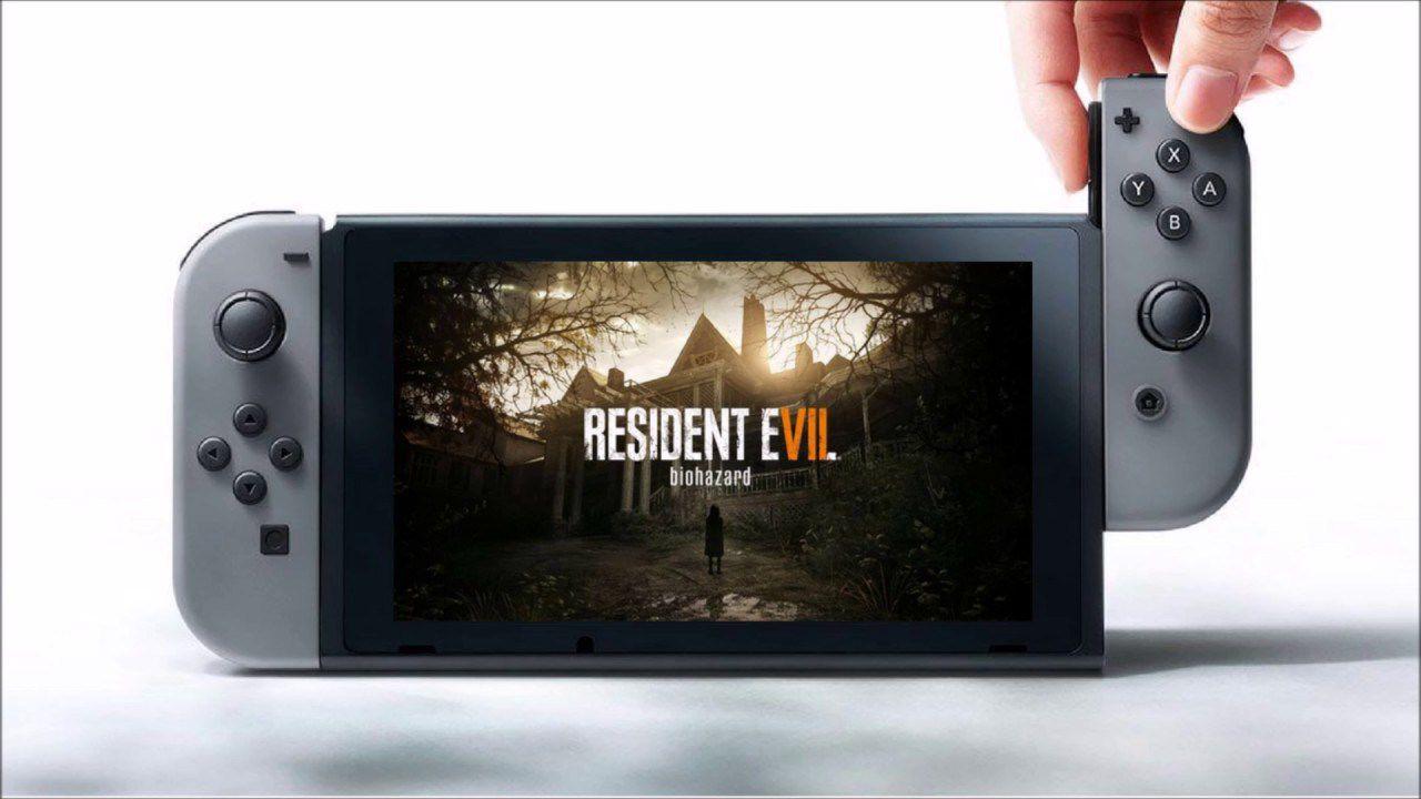 provato Resident Evil 7 Cloud Version: l'orrore di Capcom su Nintendo Switch