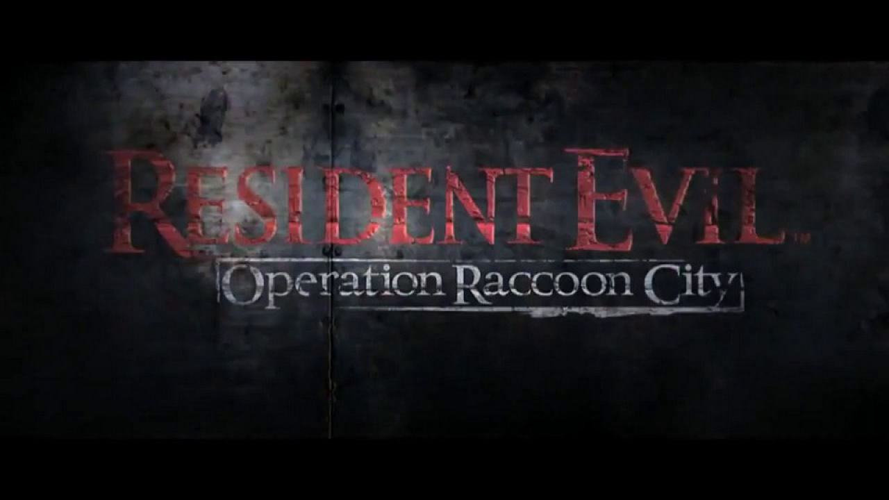 anteprima Resident Evil Operation Racoon City