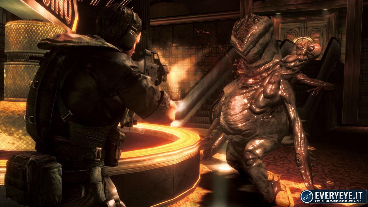 anteprima Resident Evil: Revelations