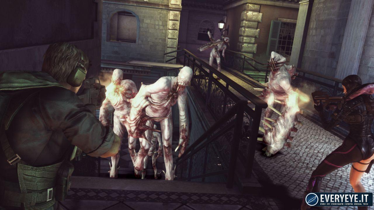 hands on Resident Evil: Revelations