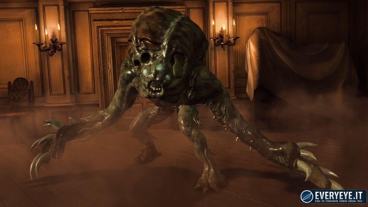 hands on Resident Evil Revelations HD