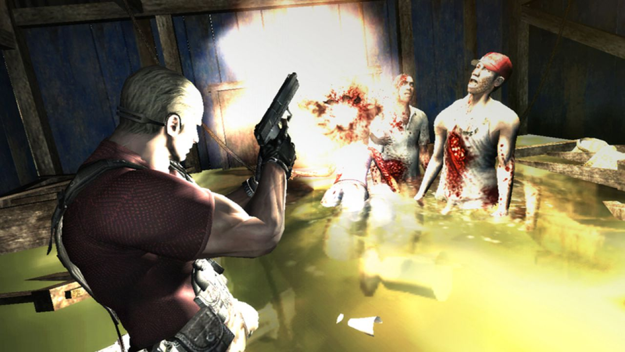recensione Resident Evil: The Darkside Chronicles