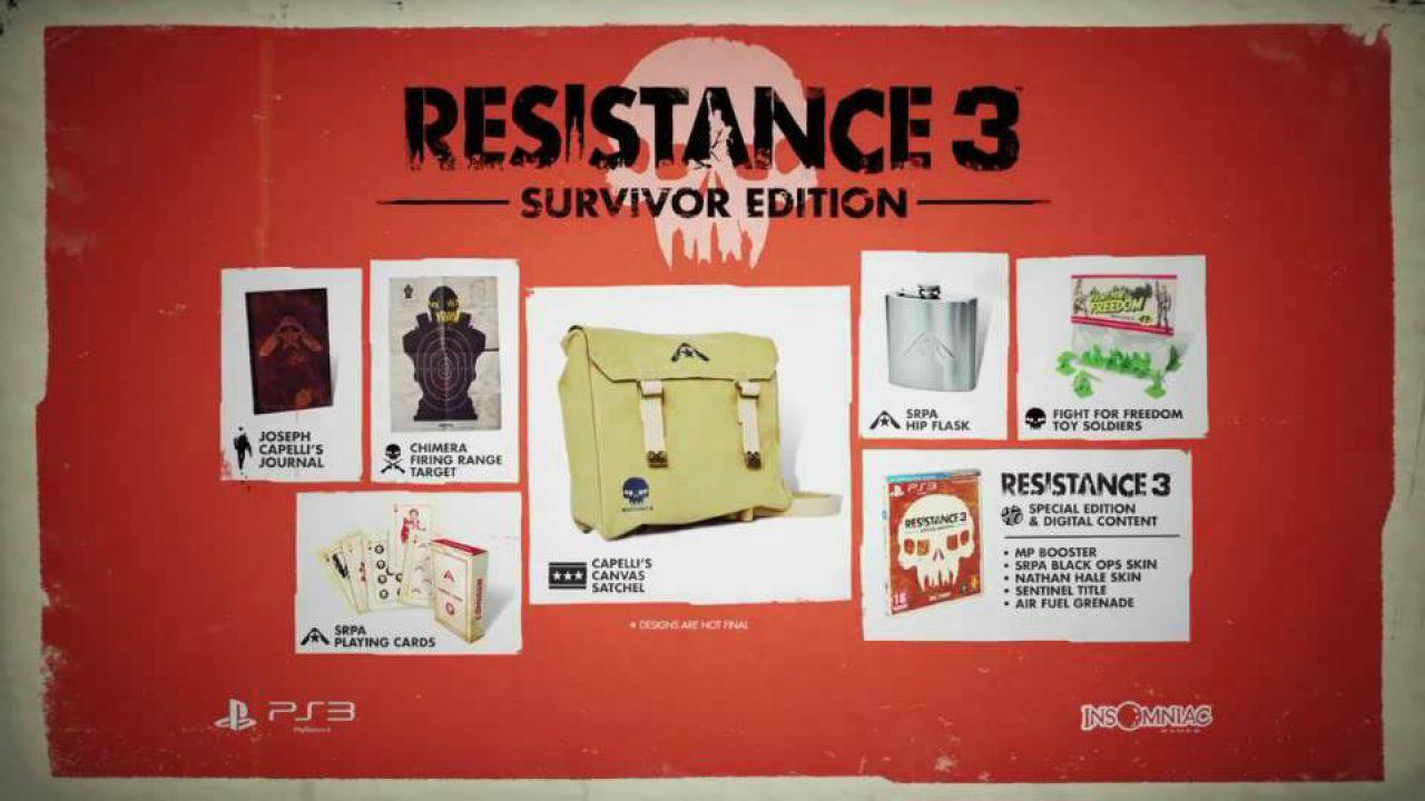 hands on Resistance 3