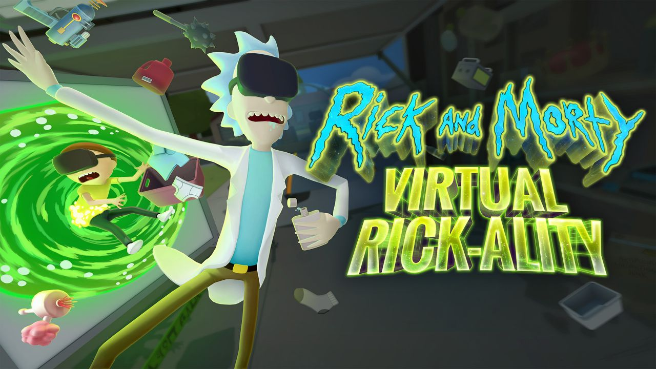 recensione Rick and Morty Virtual Rick-ality Recensione: la serie di Adult Swim su PSVR