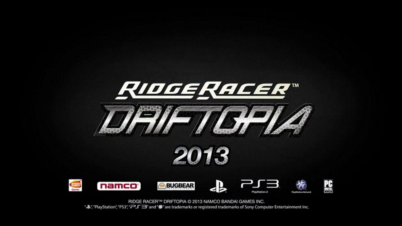 hands on Ridge Racer Driftopia