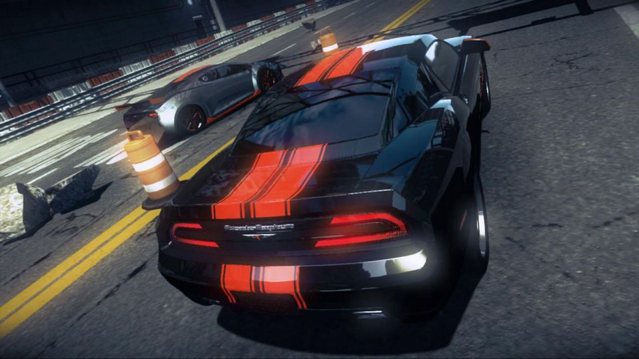 hands on Ridge Racer Unbounded