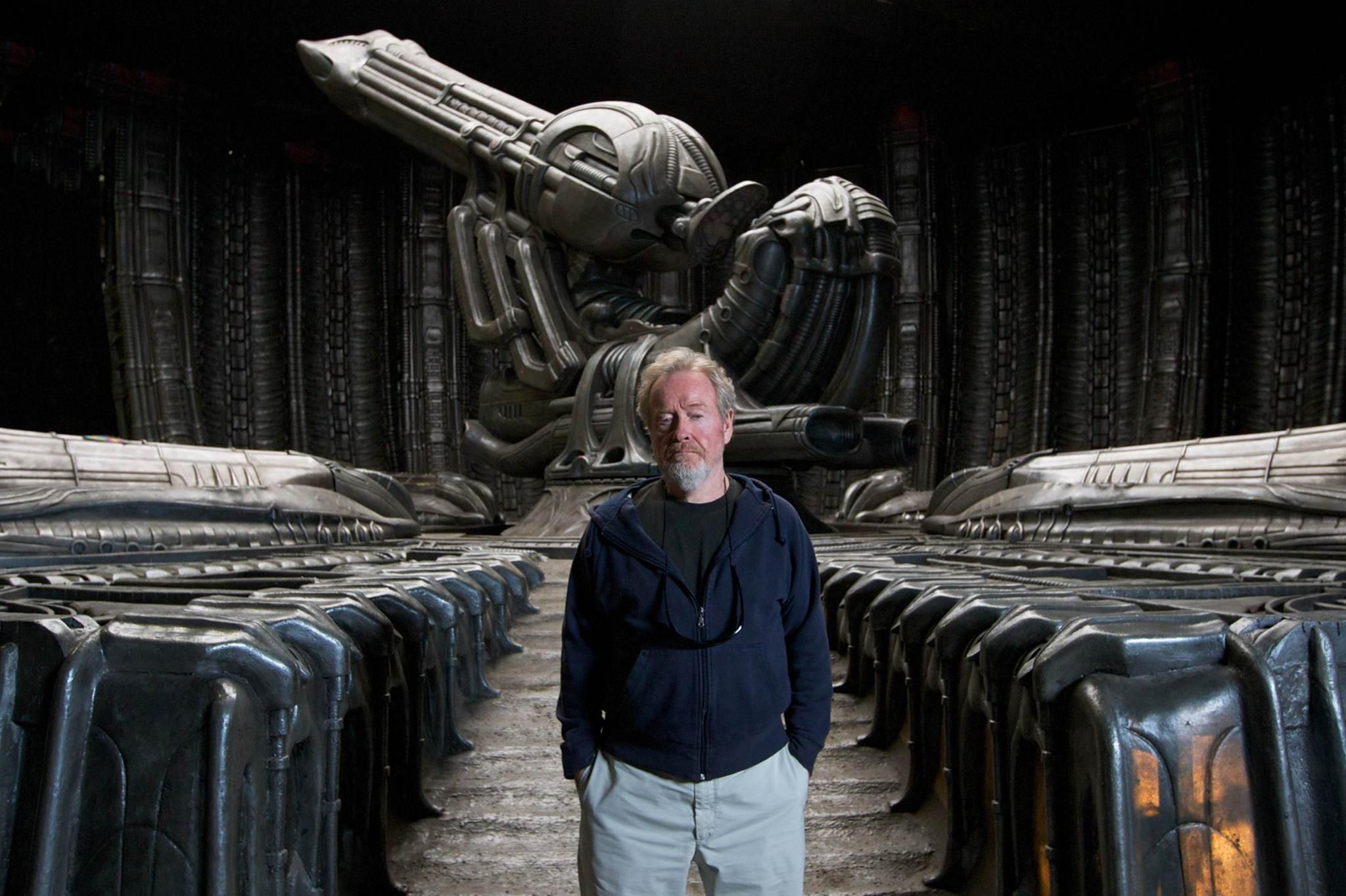 'Memory: The Origins Of Alien' Shares How Ridley Scott's Masterpiece Was Created