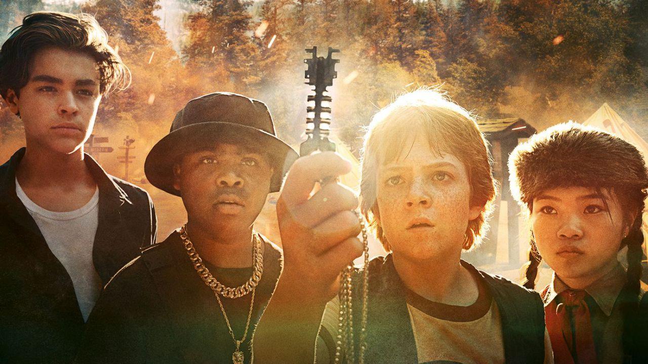 recensione Rim of the World, la recensione del film originale Netflix