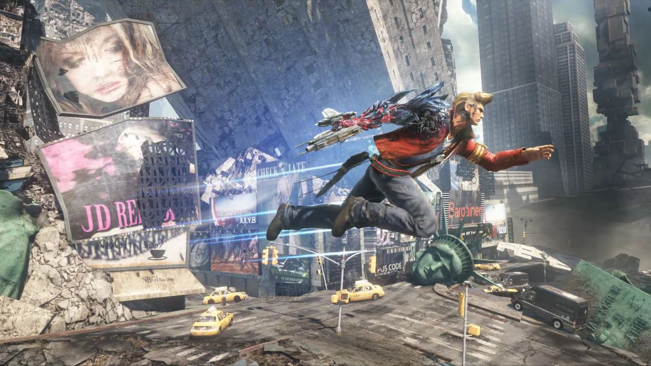 hands on Rise of Incarnates