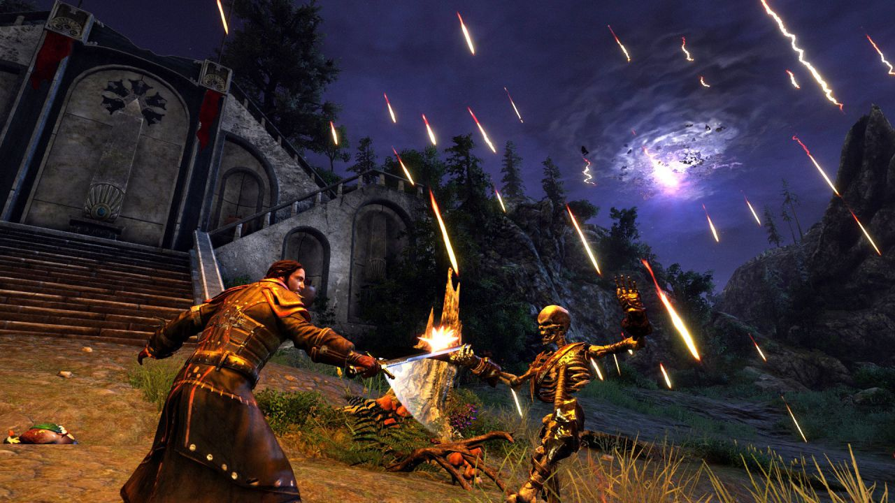 hands on Risen 3: Titan Lords