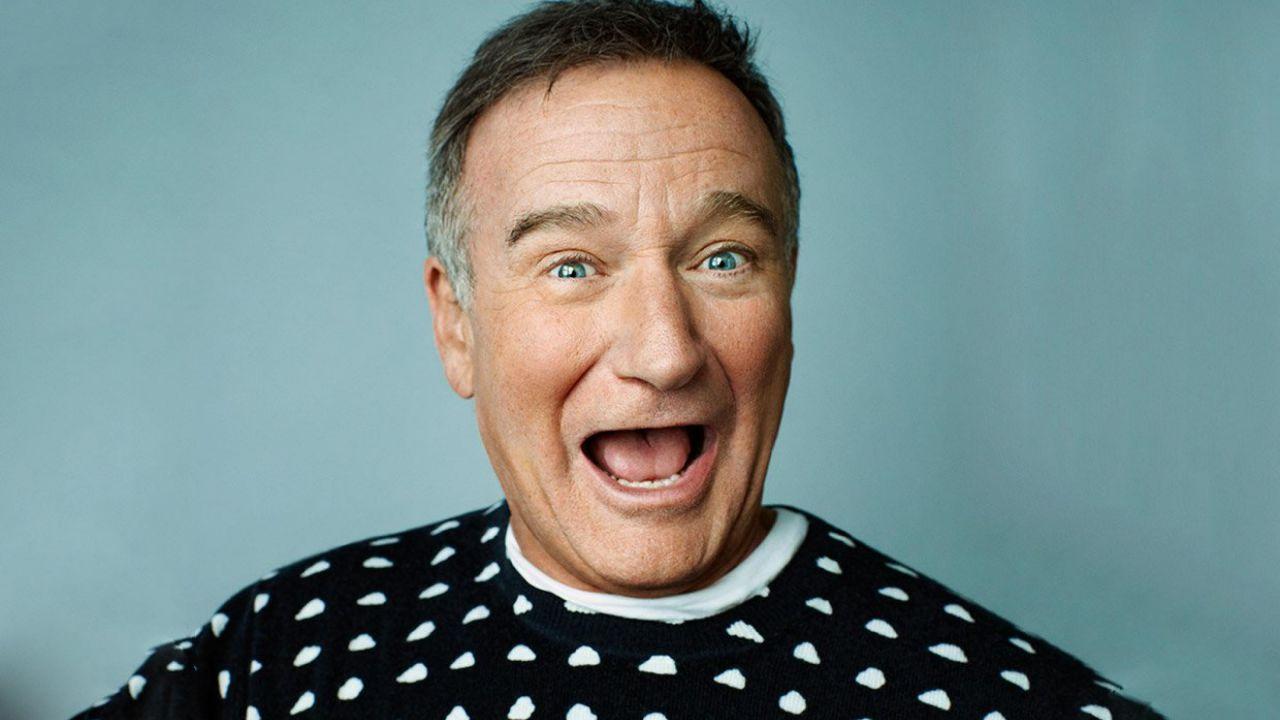 Robin Williams, l'eterno Peter Pan che amava ridere