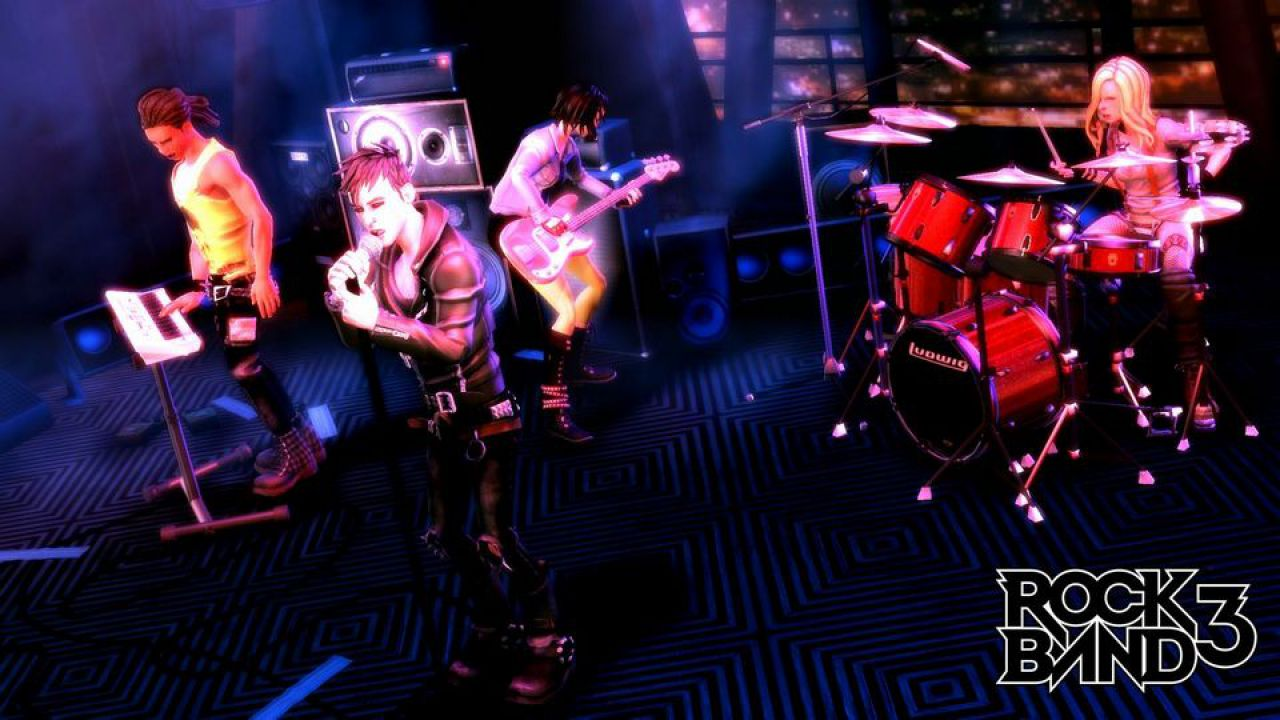 first look Rock Band 3