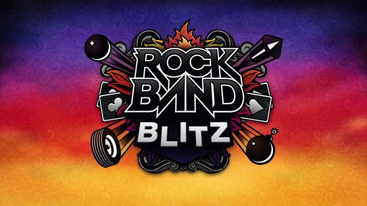 recensione Rock Band Blitz