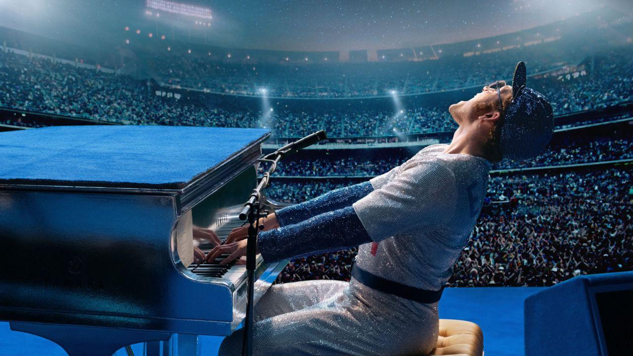 recensione Rocketman, la recensione: Elton John stella fra le stelle
