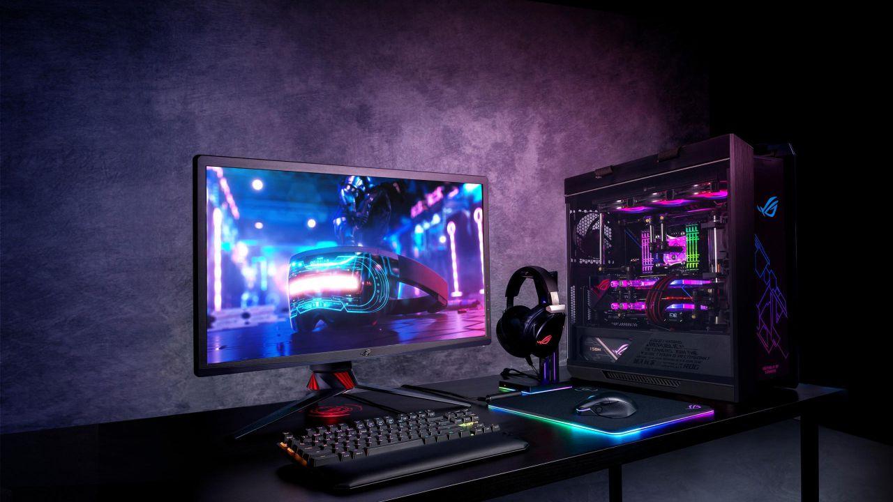 speciale ROG Armoury Crate: dalla GPU alle cuffie, un hub per la gestione del PC