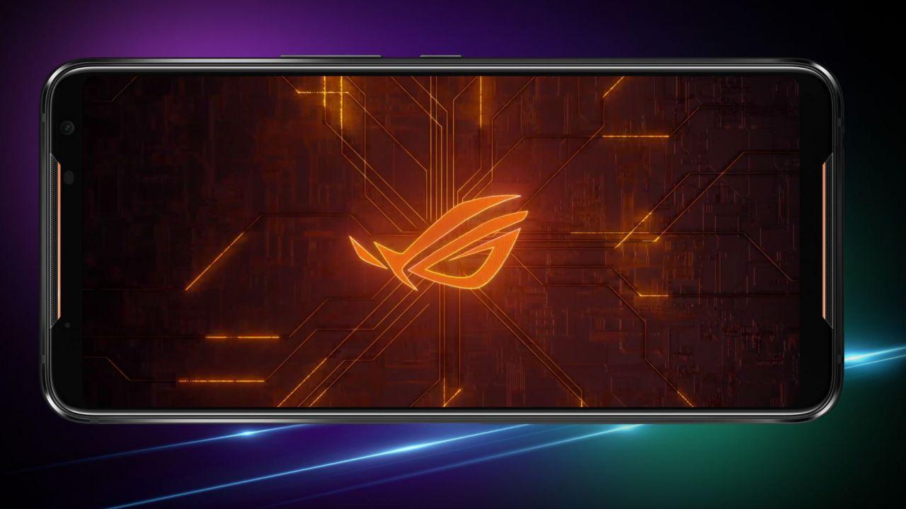 ROG Phone 2 in modalità landscape: le ottimizzazioni per il gioco