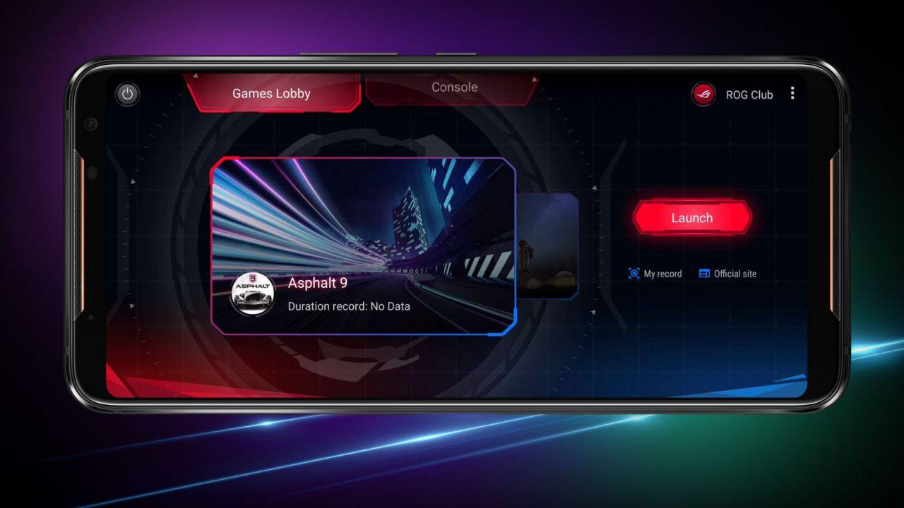 speciale ROG Phone 2: uno schermo che fa la differenza