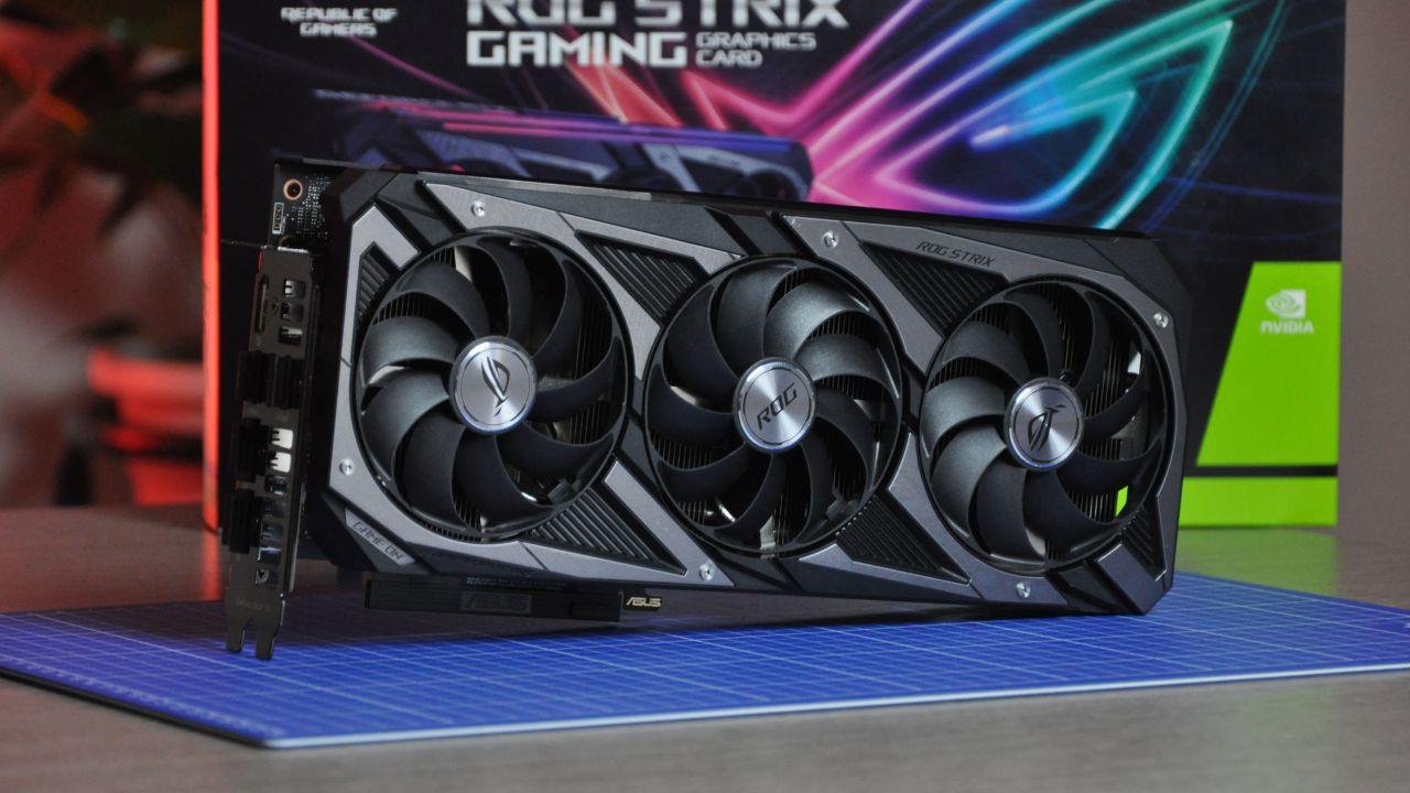 ROG Strix RTX 3060 Recensione: la fascia media secondo NVIDIA