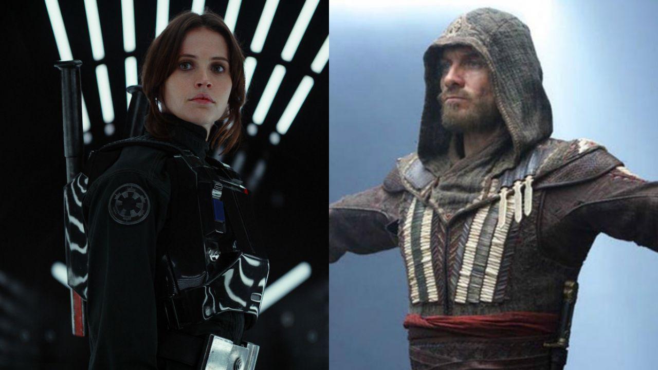 speciale Rogue One, Oceania, Assassin's Creed: i film in uscita durante le Feste