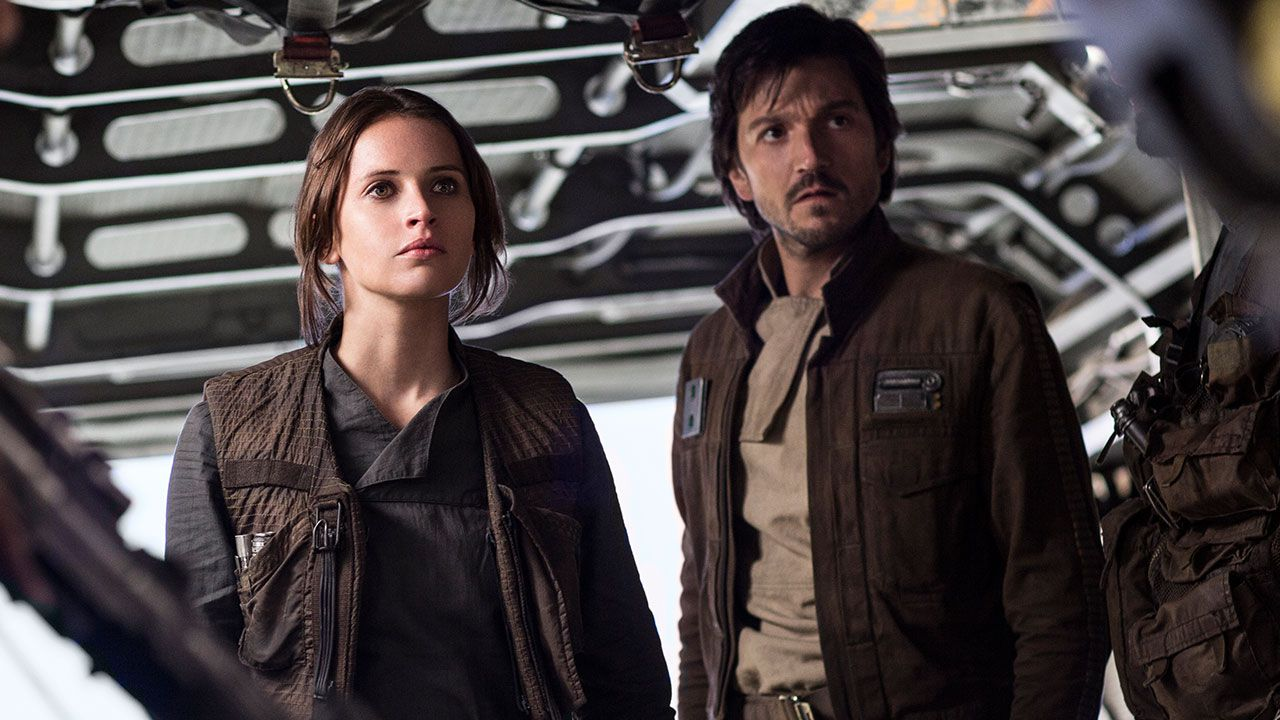 speciale Rogue One: A Star Wars Story, ecco i 'buoni e cattivi' del film