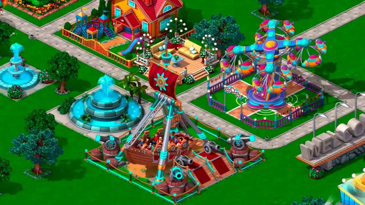 recensione RollerCoaster Tycoon 4 Mobile