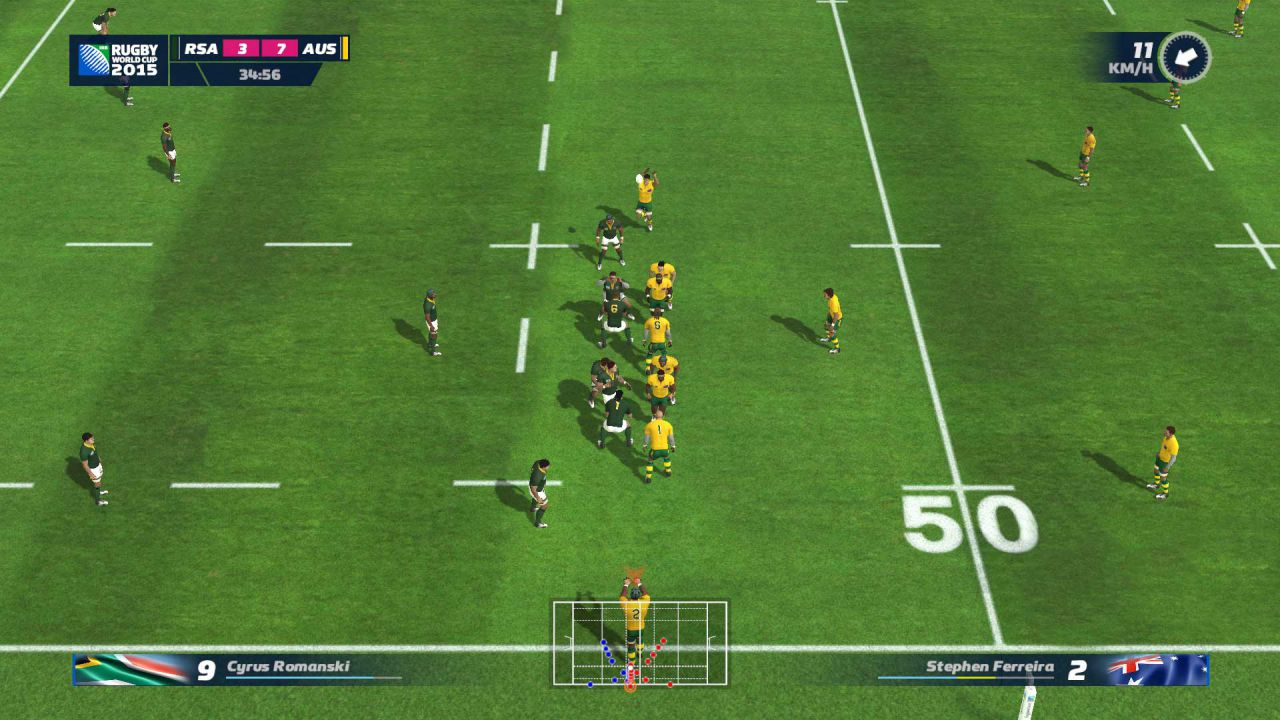 recensione Rugby World Cup 2015