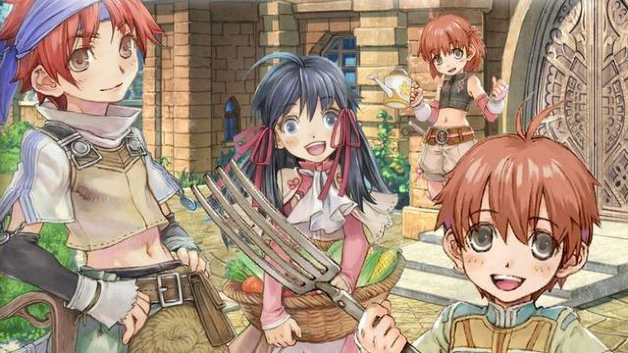 recensione Rune Factory 2: A Fantasy Harvest Moon