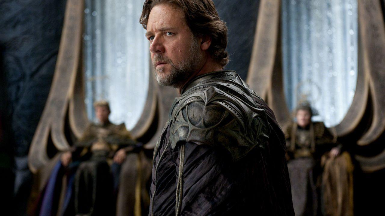 speciale Russell Crowe compie 56 anni: le sue migliori interpretazioni