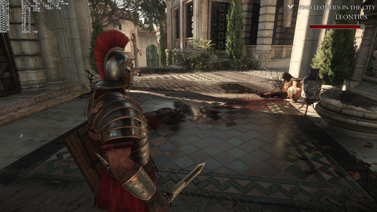 anteprima Ryse: Son of Rome