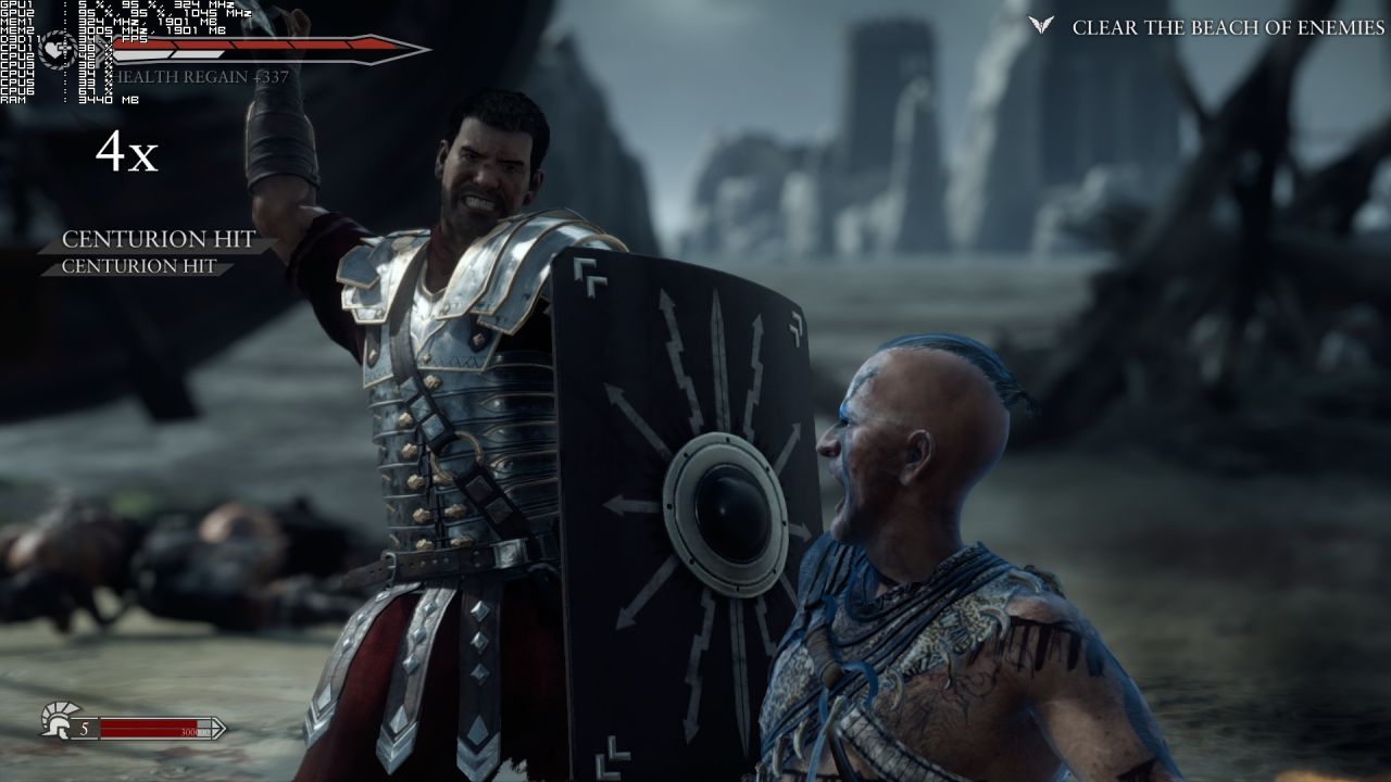 speciale Ryse: Son of Rome