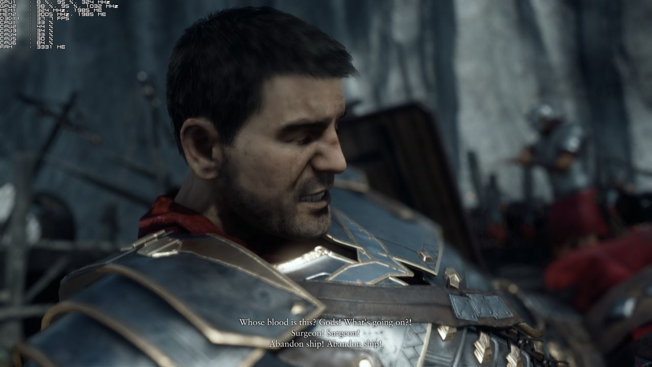 speciale Ryse: Son of Rome - Speciale Crytek