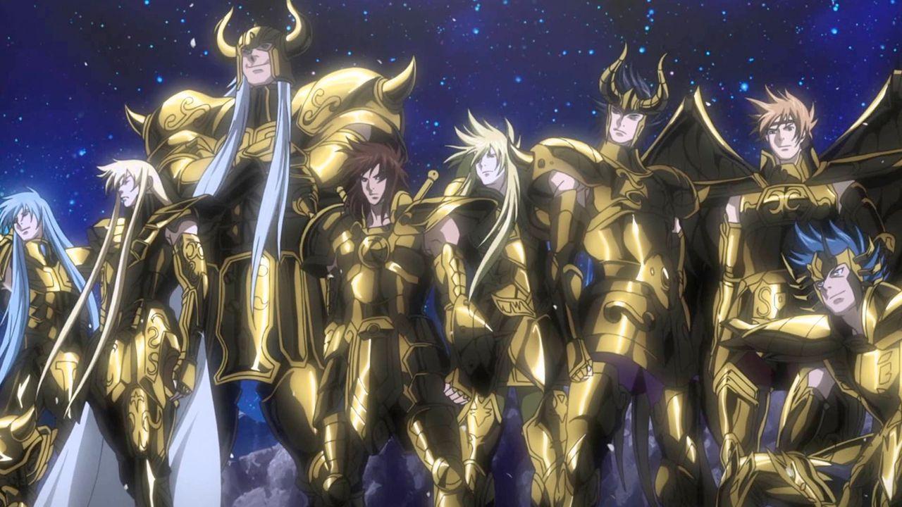 Saint Seiya - The Lost Canvas: la recensione della seconda stagione