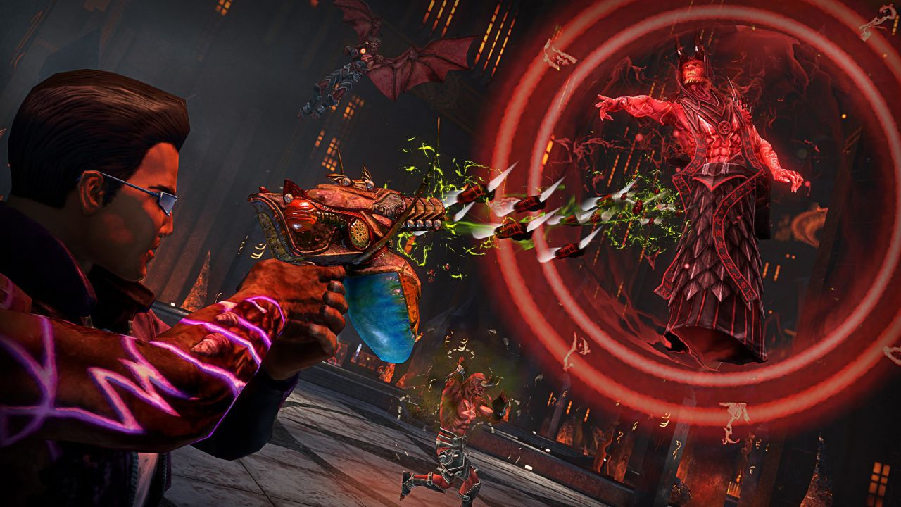 provato Saints Row: Gat out of Hell