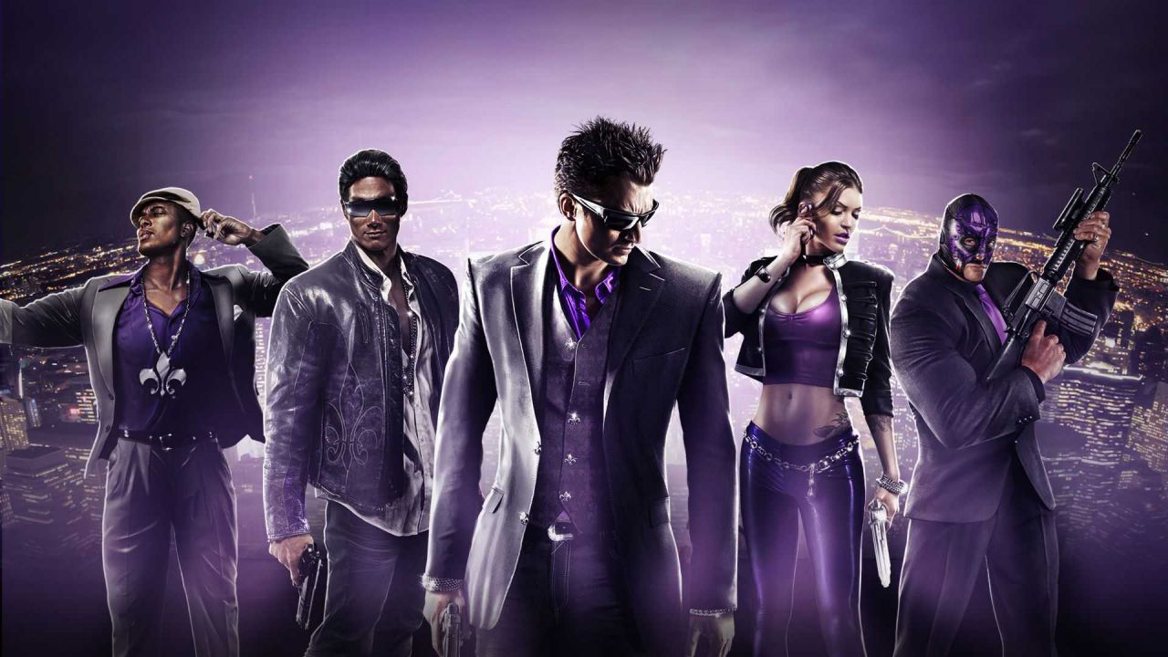 recensione Saints Row The Third Full Package Recensione: il caos si scatena su Switch
