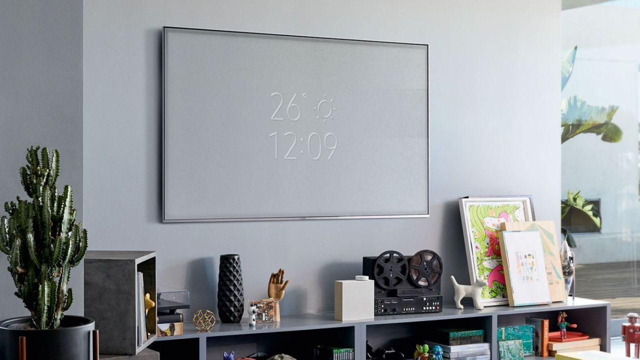 speciale Samsung brevetta un televisore senza fili, addio al cavo di alimentazione