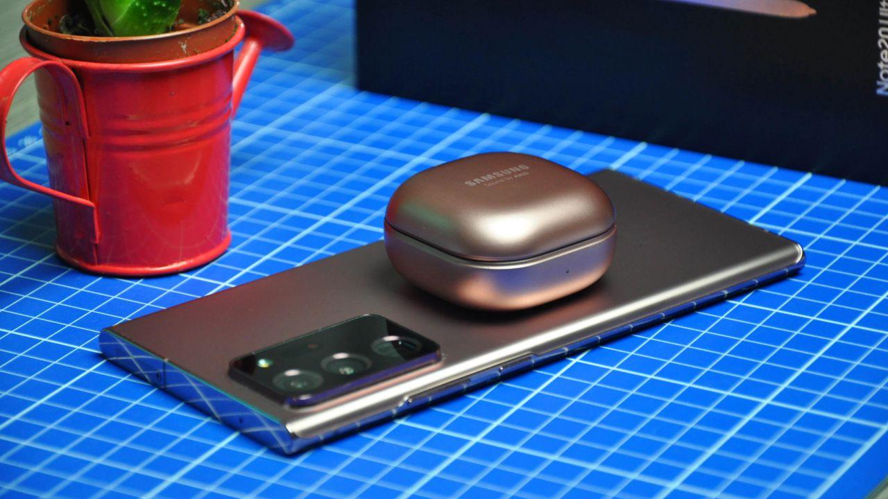 recensione Samsung Galaxy Buds Live Recensione: design unico e massimo comfort