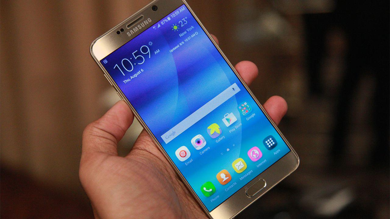 anteprima Samsung Galaxy Note 5: caratteristiche ufficiali