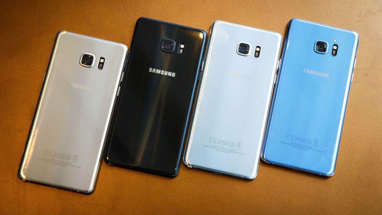 anteprima Samsung Galaxy Note 7: caratteristiche tecniche e prezzo per l'Italia