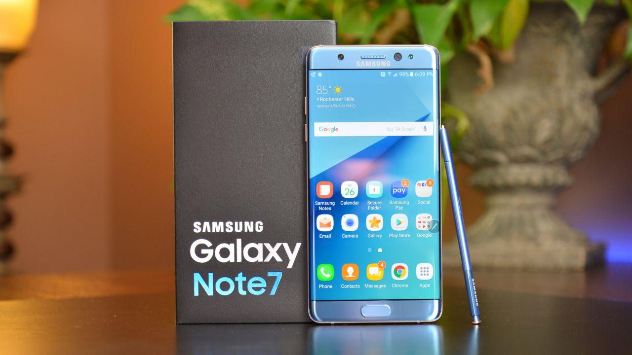 speciale Samsung Galaxy Note 7 FE: il ritorno del phablet esplosivo