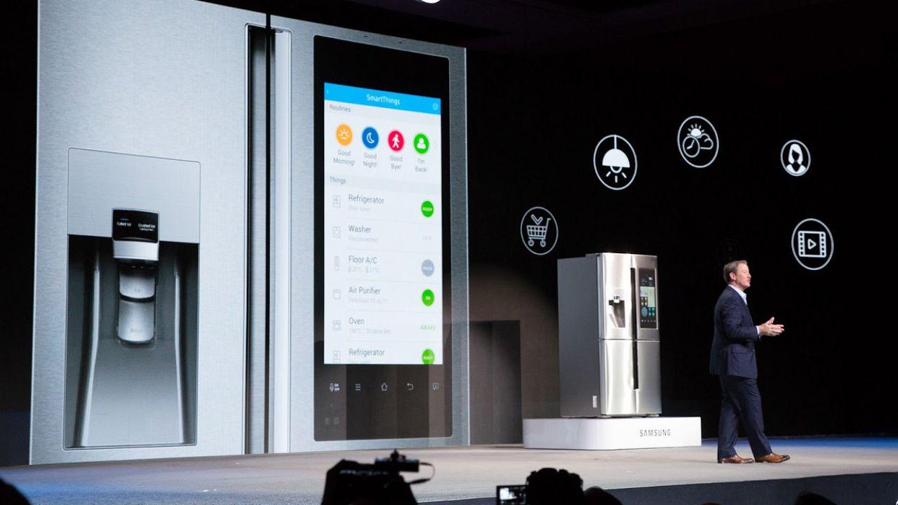 Samsung: le principali novità dal CES 2016