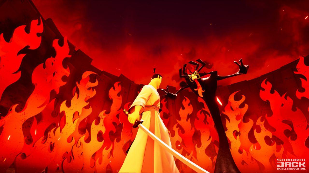 recensione Samurai Jack Battle Through Time Recensione: lo spadaccino è tornato
