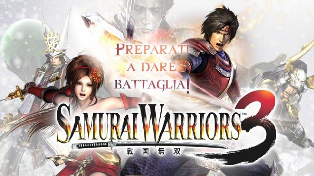 recensione Samurai Warriors 3