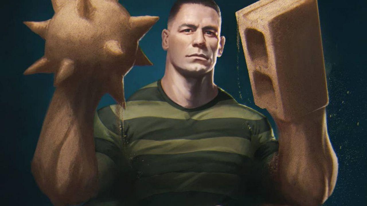 speciale Sandman e John Cena: idee per un eventuale ritorno al cinema del villain