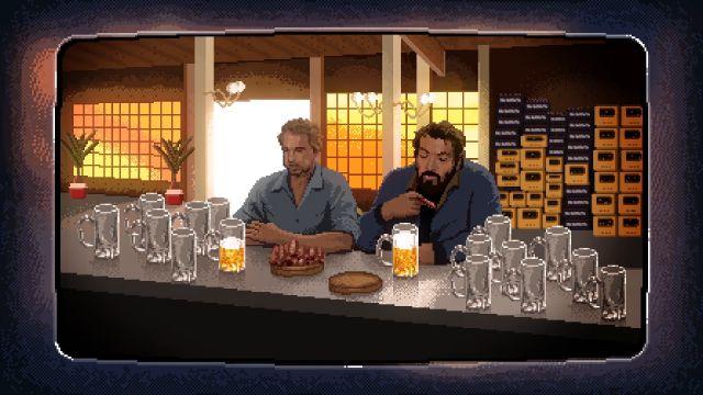 Schiaffi e Fagioli, la recensione del gioco di Bud Spencer e Terence Hill