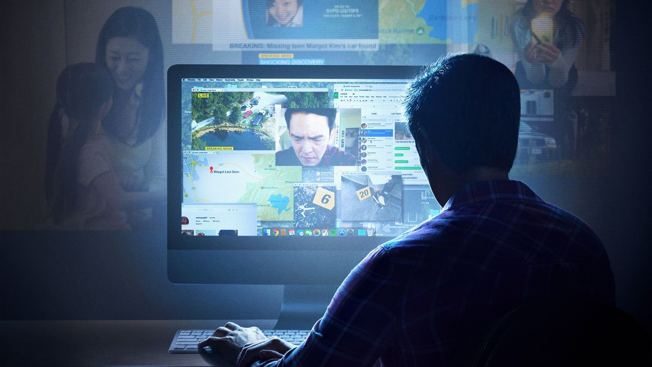 recensione Searching, la recensione del thriller con John Cho