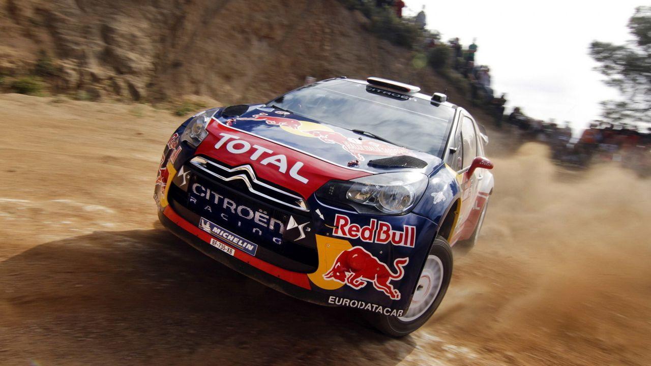 provato Sebastien Loeb Rally EVO