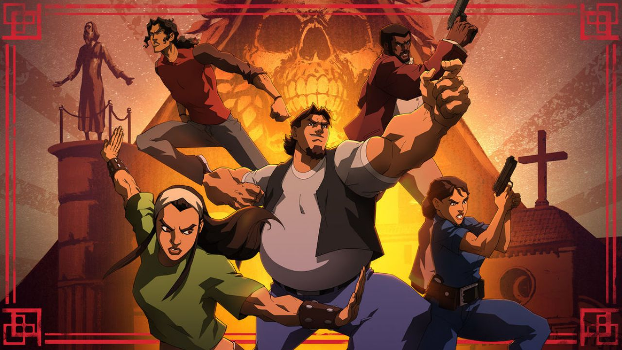 recensione Seis Manos: Recensione della serie Netflix dai creatori di Castlevania