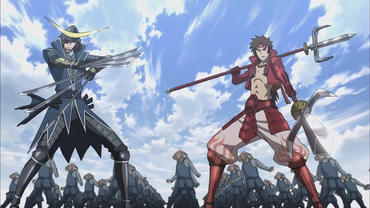 recensione Sengoku Basara: recensione della prima stagione disponibile su Prime Video