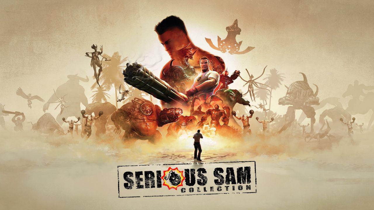 recensione Serious Sam Collection Recensione: una raccolta esplosiva