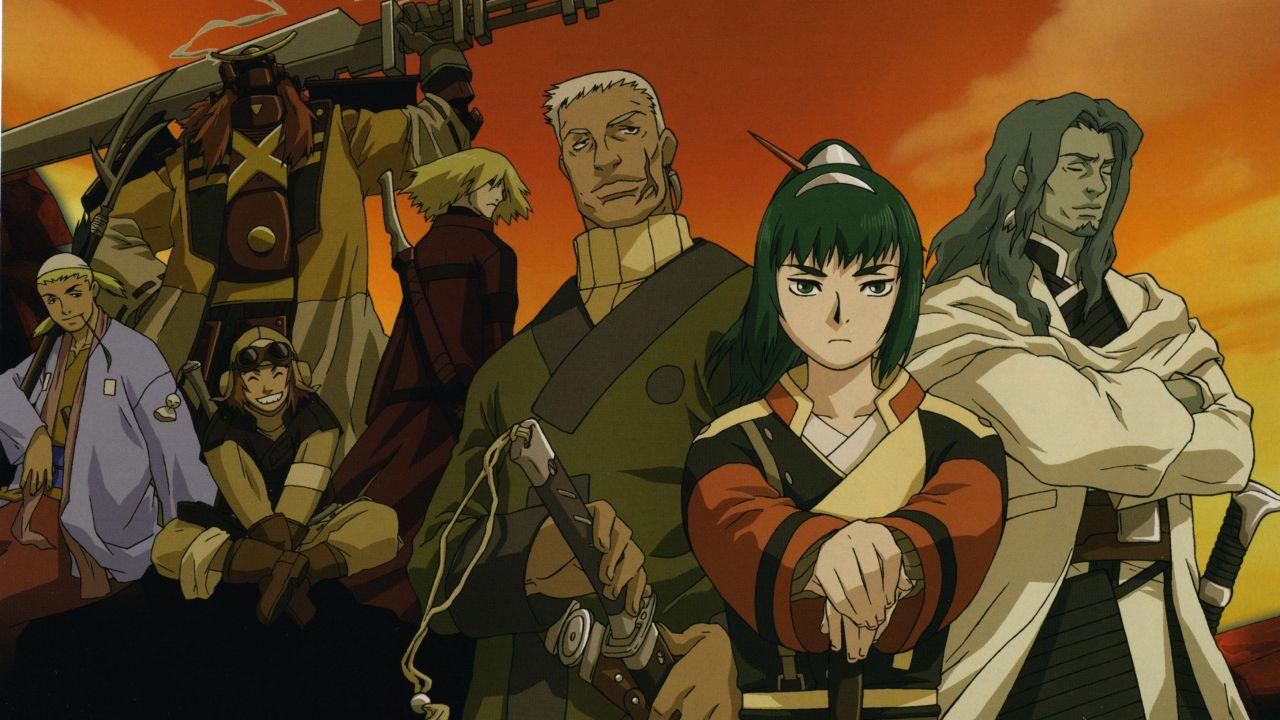 Sette anime sui samurai: le migliori serie sui guerrieri del Giappone